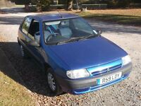 1997 CITROEN SAXO 1.0 MISCHIEF, MOT MARCH 2017, ONLY £295