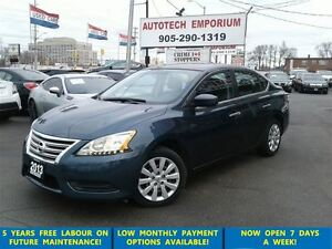 2013 Nissan Sentra Auto Air All Power&GPS*$39/wkly