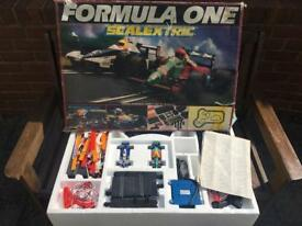 Formula One Scalextric C.646 Set