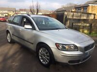 55 PLATE VOLVO V50 2.0 D S SILVER LOW MILEAGE
