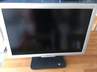 Acer 24inch computer monitor complete with all cables