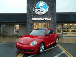 2012 Volkswagen Beetle 2.5L CLEAN BUG! FINANCING AVAILABLE!
