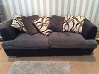Sofa, Swivel Chair & Footstool, can be sold seperately