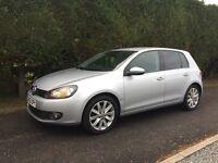 2012 Volkswagen Golf gt tdi bluemotion 140 finance available