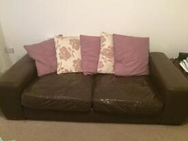 The Leather Couches