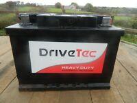 Car battery 54 Amp