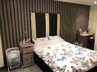Double room with en-suite to rent in house share. Bills and broadband included. Modern throughout.