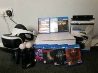 PlayStation VR bundle possible swap for Xbox One S