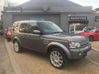 LAND ROVER DISCOVERY 3.0 4 TDV6 HSE 5d AUTO 245 BHP (grey) 2010