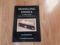 Modelling diesels in 4mm scale