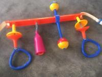 Vintage toy bar