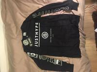 Hype Long Sleeve T-shirt - Medium BRAND NEW