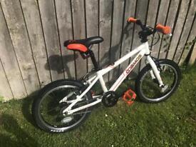 """Sold sold sold Carrera kids bike - 16"""" light frame"""