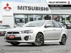 2016 Mitsubishi Lancer SE LTD- POWER SUNROOF, BACKUP CAMERA, HEA