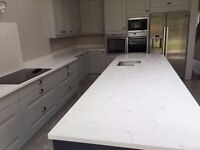 QUARTZ & GRANITE KITCHEN WORKTOPS - SUPPLY AND INSTALLATION - HIGH QUALITY AND AFFORDABLE PRICES