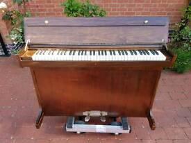 ***Can deliver*** Mini upright piano