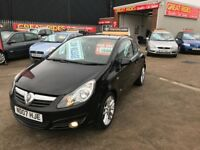 VAUXHALL CORSA SXI 1.3 CDTI, LOW TAX *** IDEAL FIRST CAR *** 12 MONTHS MOT 3 MONTHS WARRANTY