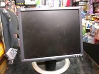 "Dell Ultrasharp 1704FPT 17"" VGA LCD Monitor"
