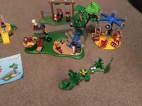 Playmobil playground set 5024