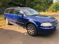 53VW Passat 1.9Tdi (130) ESTATE