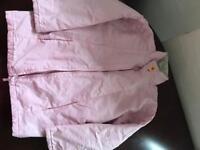 Girls 9/10 gsg like new coat
