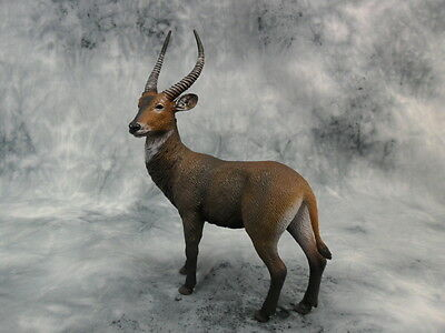 CollectA NIP * Waterbuck * Antelope #88562 Model Toy Figurine Replica