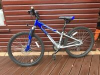 Boys bike - Halfords Apollo XC24 Blue