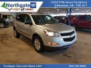 2011 Chevrolet Traverse AWD 8 Passenger Low KM Finance Available