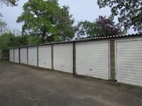Garage to let Worcester Park. Large size, Dry, Secure. £26PW inc