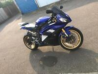 2009 Yamaha r6 low miles excellent condition