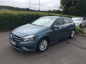 Mercedes Benz A180 Automatic Petrol 63 plate