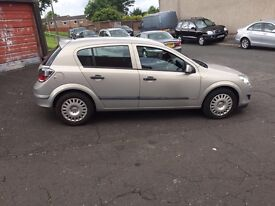 2009 vauxhall Astra, cheap insurance and high running costs