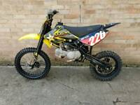 2015 Stomp yx140 z series bikes mint needs for nothing £650ono