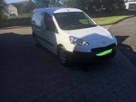 Peugeot partner/berlingo 3 seats NO VAT