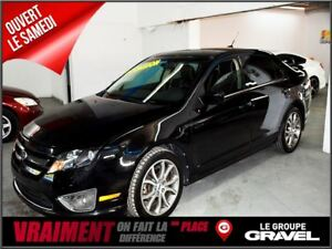 2012 Ford Fusion SE MAGS AC