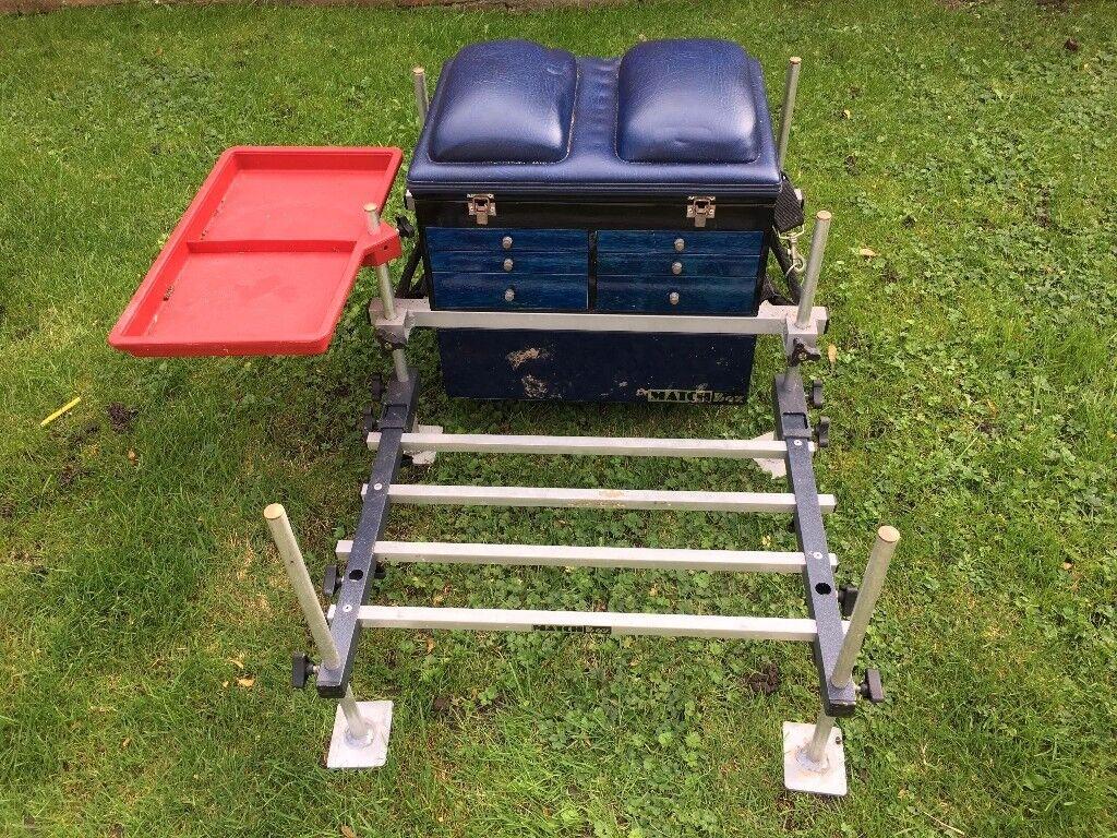 Match Box Seat Box