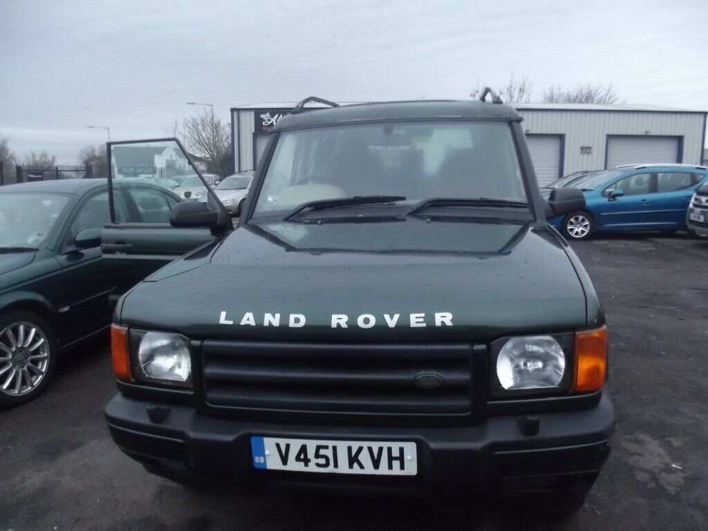 2000 V reg land-rover discovery 2 5 tdi mot to 8/2019 good old jeep £1150 |  in Paisley, Renfrewshire | Gumtree