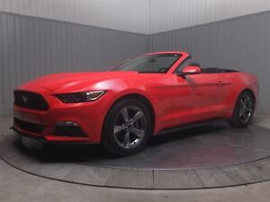 2015 Ford Mustang CONVERTIBLE V6 A/C MAGS