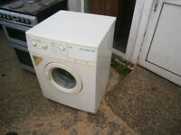 WASHING MACHINE HOT AND COLD FILL AEG IN YEOVIL