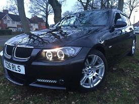 BMW 318D 2007 M SPORT PSH EXTRAS TOP SPEC