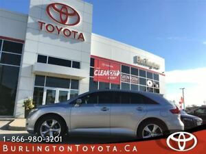 2015 Toyota Venza LIMITED BIG EXTENDED WARRANTY