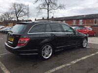 Mercedes c class AUTO estate