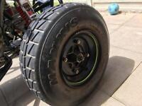 Quadzilla road tyres