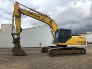 Sumitomo SH240-5 Excavator Penrith Penrith Area Preview