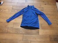 Full-zip longsleeve cycle jersey