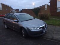 2005 Mazda6 2.0 TS2 5dr - 12 month MOT, Excellent driver in good condition