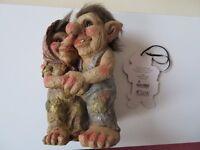 Troll Gnome Garden Gift Ornament - Brand New