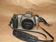 Canon EOS 3000N 35mm film SLR Camera Body with strap and manual Lidcombe Auburn Area Preview