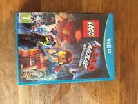 WiiU Lego Movie