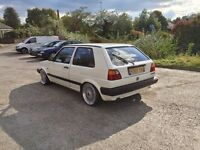 1990 Mk2 Golf 1.6 Cl Auto LHD 23k miles BBS RS KW Ultralows